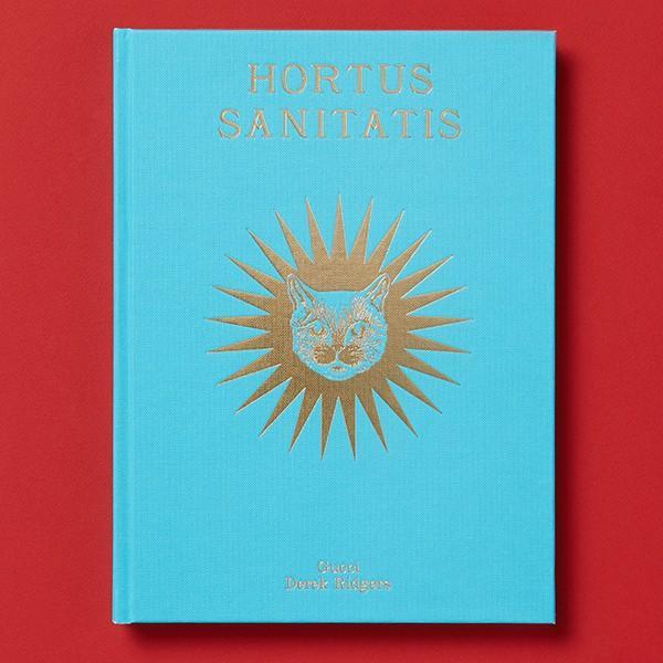 『Hortus Sanitas』 Derek Ridgers (IDEAより発行の GUCCI 限定版書籍) d-tsutayabooks