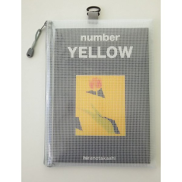 平野タカシ『NUMBER YELLOW』|d-tsutayabooks