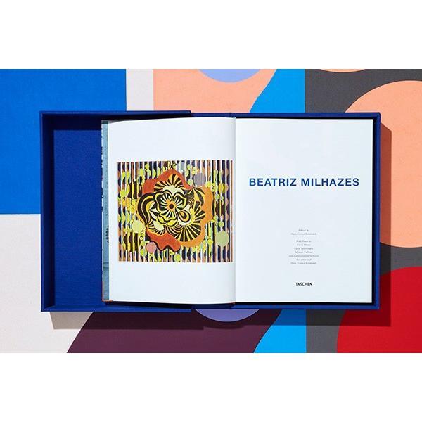 【受注販売】Beatriz Milhazes/ベアトリス・ミリャーゼス 作品集【限定版】|d-tsutayabooks|04