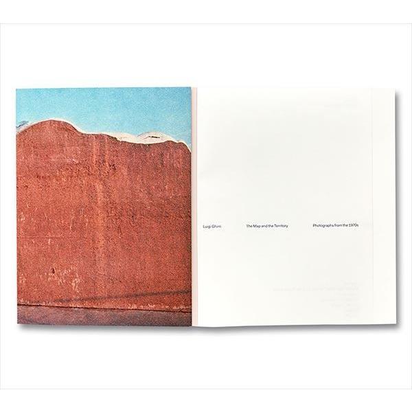 Luigi Ghirri 『THE MAP AND THE TERRITORY』|d-tsutayabooks|02