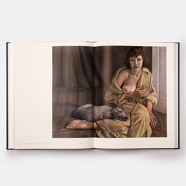 Lucian Freud/ルシアン・フロイド作品集|d-tsutayabooks|04