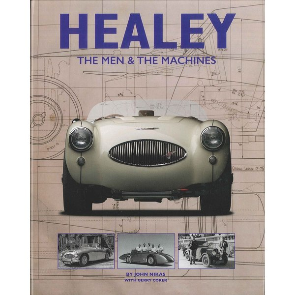 Healey The Men & The Machine|d-tsutayabooks