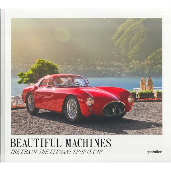 Beautiful Machines - the Era of the Elegant Sportscar 美しきマシンたち - 優美なスポーツカーの時代 d-tsutayabooks