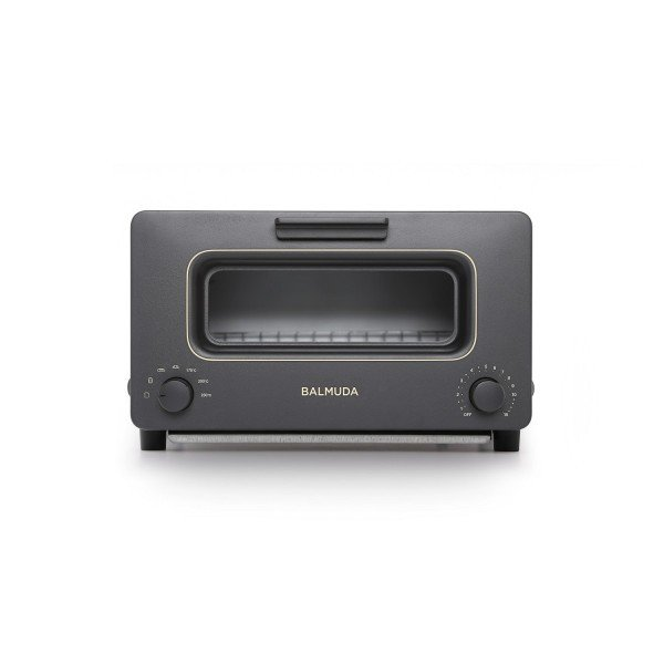 [ポイント10倍]バルミューダ トースター ブラック BALMUDA The Toaster K01E-KG