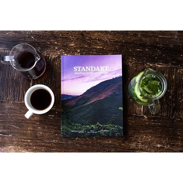 Standart Japan issue 3 世界53ヶ国で読まれているコーヒーマガジン|d-tsutayabooks