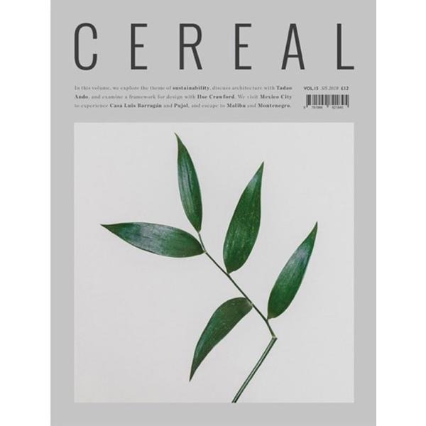 RoomClip商品情報 - CEREAL(シリアル) issue15 イギリス発のトラベル&ライフスタイル誌