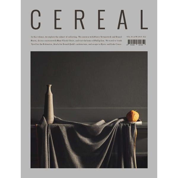 CEREAL(シリアル) Issue16 イギリス発のトラベル&ライフスタイル誌|d-tsutayabooks