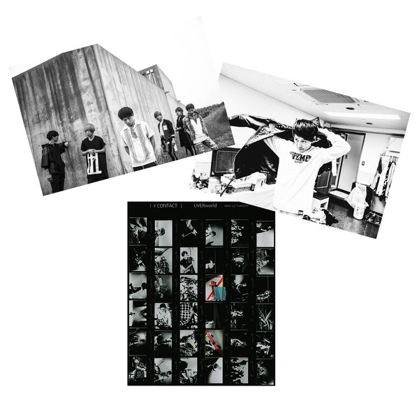 [代官山 蔦屋書店 限定特典付き] UVERworld×TAKASHI HIRANO  ♯CONTACT (完全限定受注生産)|d-tsutayabooks|02