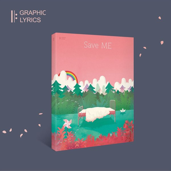 Save ME (BTS GRAPHIC LYRICS Vol.2)|d-tsutayabooks|01