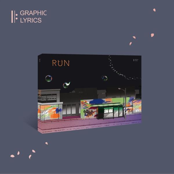 RUN (BTS GRAPHIC LYRICS Vol.4)|d-tsutayabooks