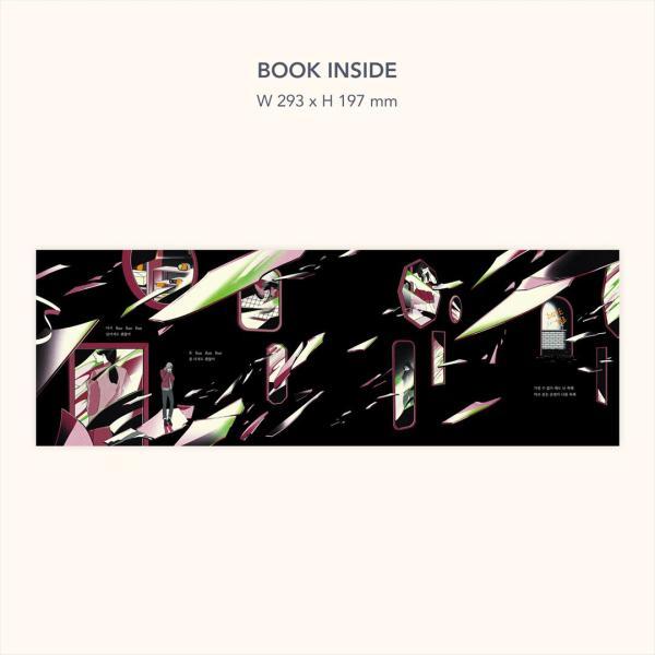 RUN (BTS GRAPHIC LYRICS Vol.4)|d-tsutayabooks|05