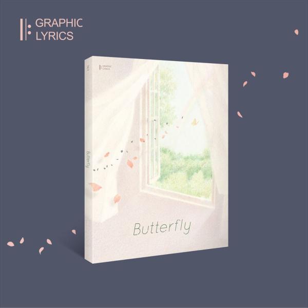 Butterfly (BTS GRAPHIC LYRICS Vol.5) d-tsutayabooks