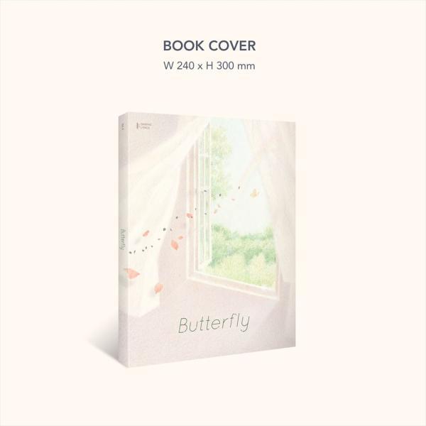 Butterfly (BTS GRAPHIC LYRICS Vol.5) d-tsutayabooks 03