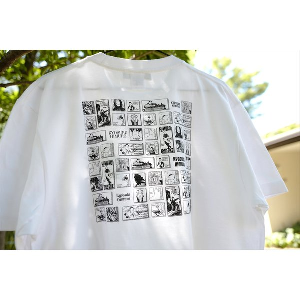 [12月中旬発送予定 予約受付中] 氷室京介 Tシャツ「LX Anniversary」|d-tsutayabooks|05