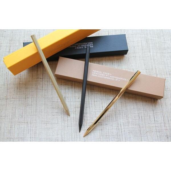 ペンシルダイス ペーパーウェイト Pencil Dice/Polish Gold|d-tsutayabooks|03