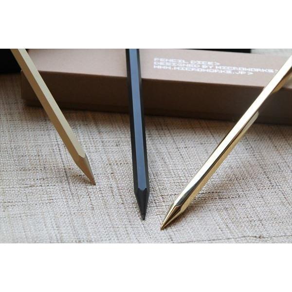 ペンシルダイス ペーパーウェイト Pencil Dice/Polish Gold|d-tsutayabooks|06