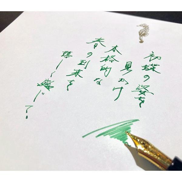 [代官山 蔦屋書店限定]オリジナルインク 初蝶の姿を見かけ本格的な春の到来を嬉しく感じて、|d-tsutayabooks|02