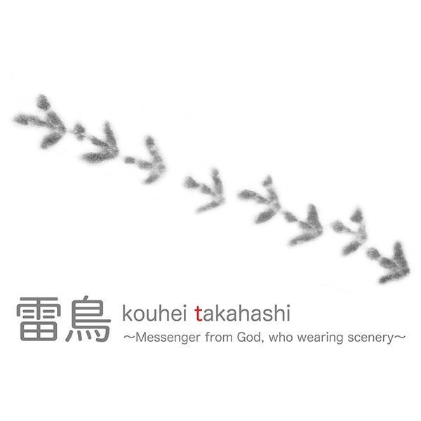 雷鳥 Messneger from god, who wearing scenery|d-tsutayabooks