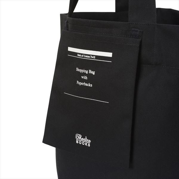 THEATRE  BOOKS(シアターブックス)ショッピングバッグ Shopping Bag with Paperbacks|d-tsutayabooks|09