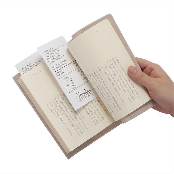 THEATRE BOOKS(シアターブックス) レシートブックマーク(20枚セット)※本型ケース付き|d-tsutayabooks