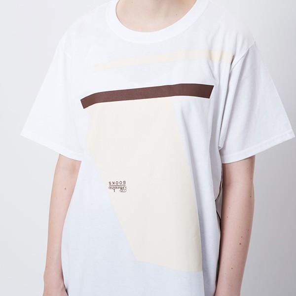 THEATRE BOOKS(シアターブックス) プリント Tシャツ ホワイト|d-tsutayabooks|02