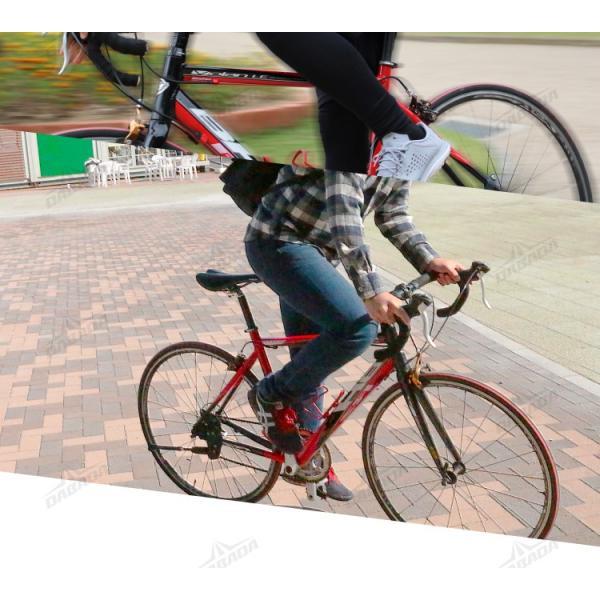 サイクルパンツ レーサーパンツ ロードバイク 吸汗力 速乾力 インナーウェア メール便  無地|dabada|07