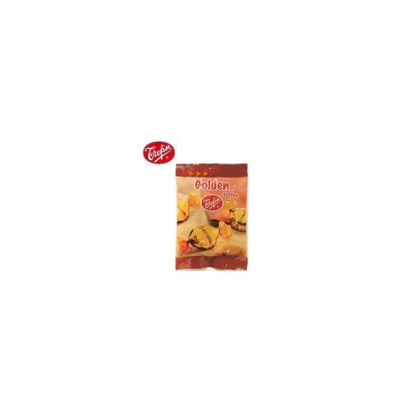 Trefin・トレファン社 ゴールデンタフィ 100g×20袋セットバター風味 キャンディ おやつ 代引き不可 宅配便 メーカー直送(ギフト対応不可)