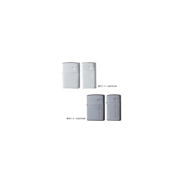 ZIPPO(ジッポー) ライター ラバーズ・クロス ペアSIDE 宅配便 メーカー直送(ギフト対応不可)