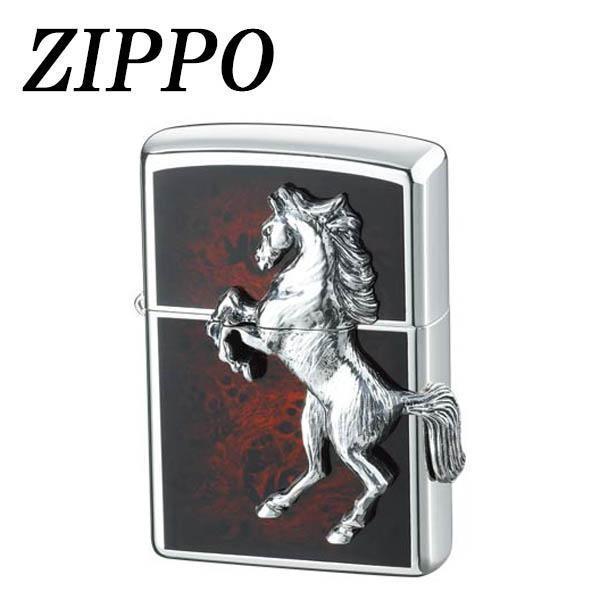 ZIPPO ウイニングウィニー ディープレッドおもしろ メタル ホース 宅配便 メーカー直送(ギフト対応不可)