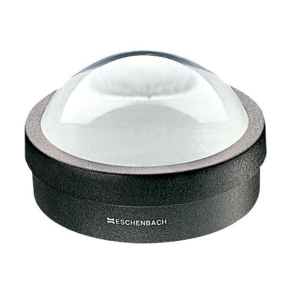 エッシェンバッハ デスクトップルーペ(ガラス) (1.8倍枠付) 1421虫眼鏡 拡大鏡 置き型 代引き不可 宅配便 メーカー直送(ギフト対応不可)