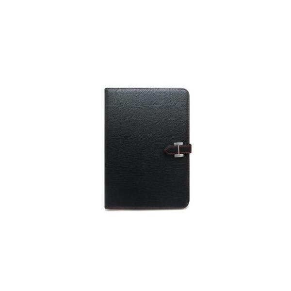 Corinne(コリーヌ) iPadケース Hマーク iPadPro(第3世代) 12.9インチ Et158 ブラックレッド 宅配便 メーカー直送(ギフト対応不可)