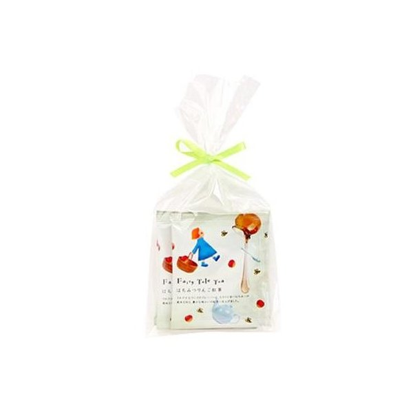 フェアリーテールティー はちみつりんご紅茶 2g×3包入 12セット 代引き不可 宅配便 メーカー直送(ギフト対応不可)