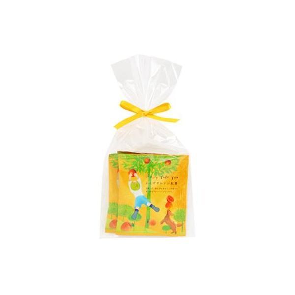 フェアリーテールティー あんずオレンジ紅茶 2g×3包入 12セット 代引き不可 宅配便 メーカー直送(ギフト対応不可)