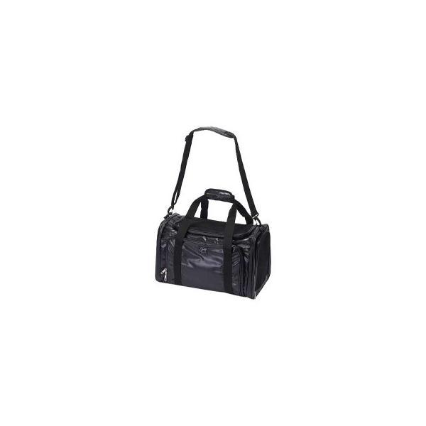 キャリーバッグ 拡張ハウスキャリー ブラック 83R001犬 ペット かわいい 宅配便 メーカー直送(ギフト対応不可)