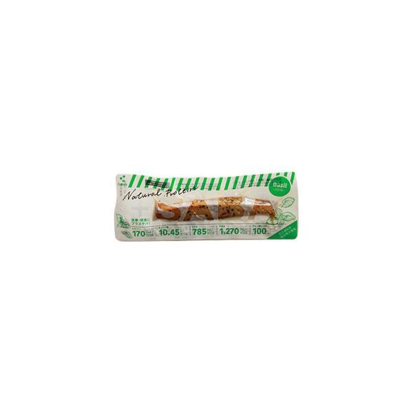 吉永鰹節店 プラスSABA プラスサバ バジル味 20個セット 代引き不可 宅配便 メーカー直送(ギフト対応不可)