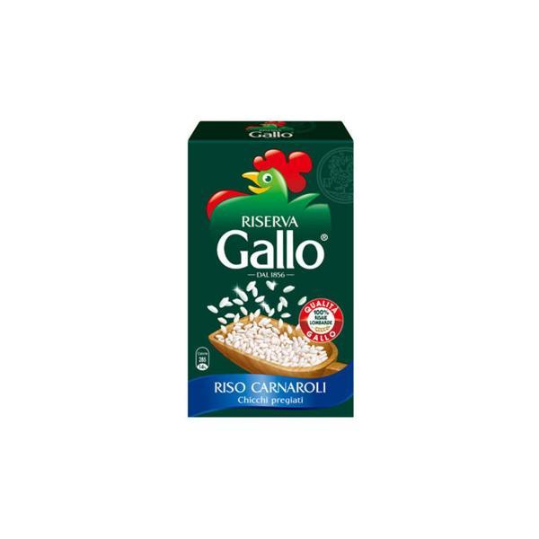 リーゾ・ガッロ カルナローリ リゾット米 1kg 12箱セット 624-902 代引き不可 宅配便 メーカー直送(ギフト対応不可)