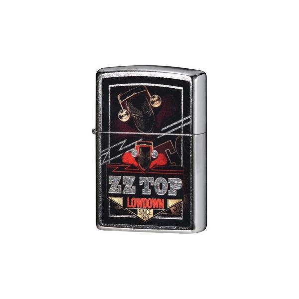 ZIPPO(ジッポー)ライター 2019 Artist Model ZZTOP 49008 宅配便 メーカー直送(ギフト対応不可)