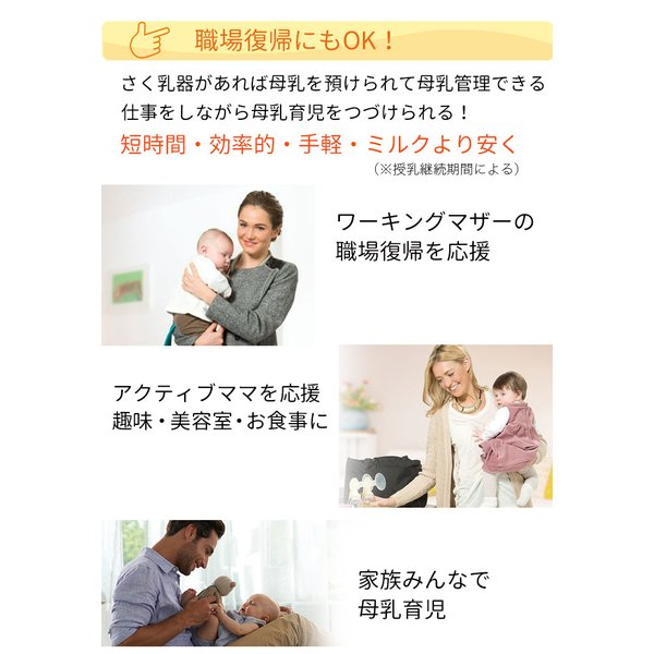メデラ スイング 電動 さく乳器 シングルポンプ  日本正規品 medera 搾乳機 搾乳器 授乳 母乳 dadcco 12