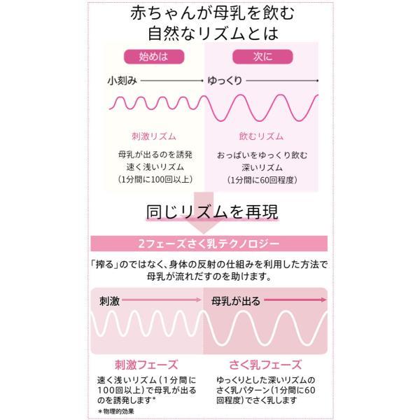 メデラ スイング 電動 さく乳器 シングルポンプ  日本正規品 medera 搾乳機 搾乳器 授乳 母乳 dadcco 06