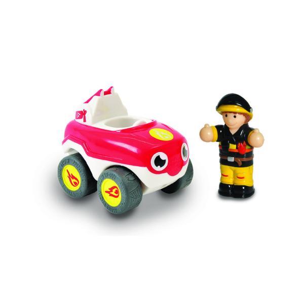 【SALE】WOW Toys ワオトイズ はじめてのクルマ プレゼント オモチャ人気 男の子 女の子 車 くるま クルマ ベビーおもちゃ キッズおもちゃ