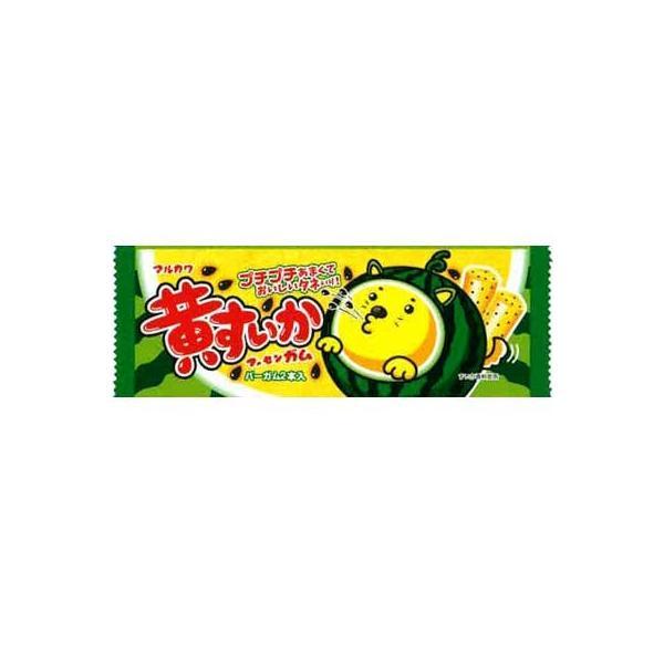 マルカワ 『黄すいか ガム』
