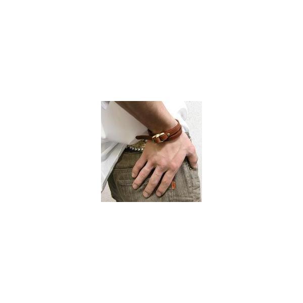数量限定 アウトレット ブレスレット レザー 真鍮 本革 メンズ シンプル 人気 プレゼント dagdart ダグダート|dagdart|04