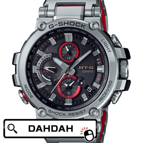 MT-G電波ソーラーMTG-B1000D-1AJFG-SHOCKGショックジーショックカシオCASIOメンズ腕時計国内正規品