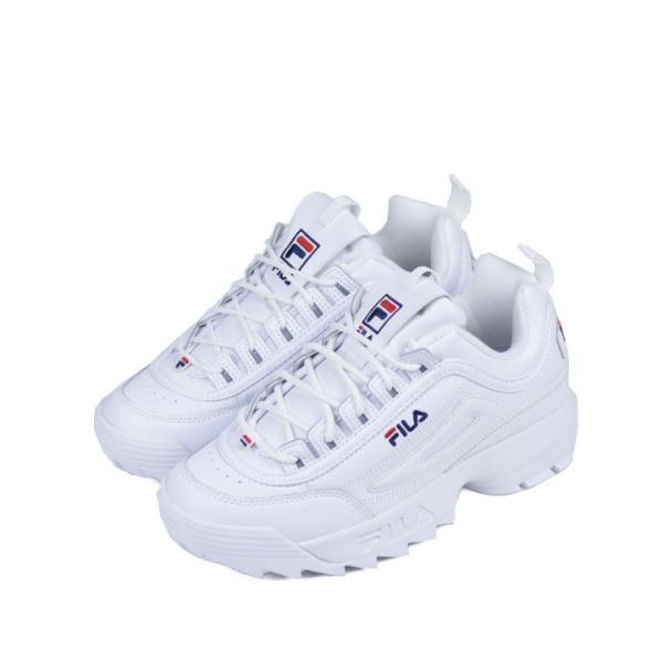 フィラ メンズ スニーカー 靴 FILA DISRUPTOR 2 PREMIUM ディスラプター2 厚底 ダッドシューズ|daibo