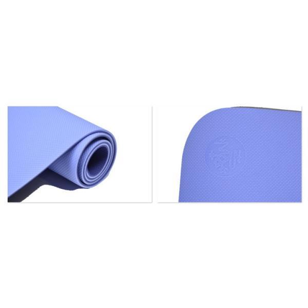 manduka マンドゥカ Begin Yoga Mat 5MM  ビギン ホットヨガマット リバーシブル 軽量 マット エクササイズ ユニセックス|daibo|03