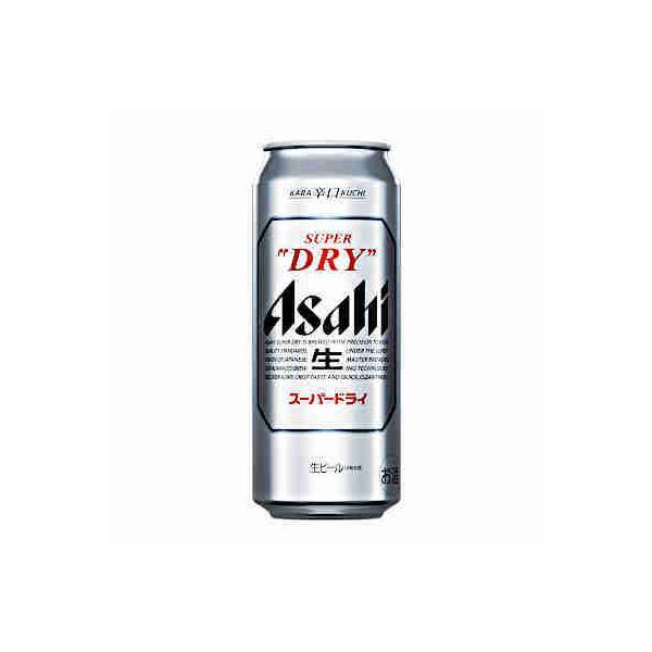 アサヒスーパードライ500ml缶24本入