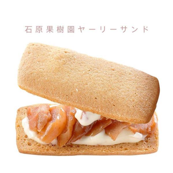サブレサンドBOTA 石原果樹園ヤーリーサンド(5個入り) daiki-foods 02