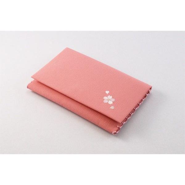 数珠袋 念珠袋 いちりん桜:ピンク|daikokuya-b
