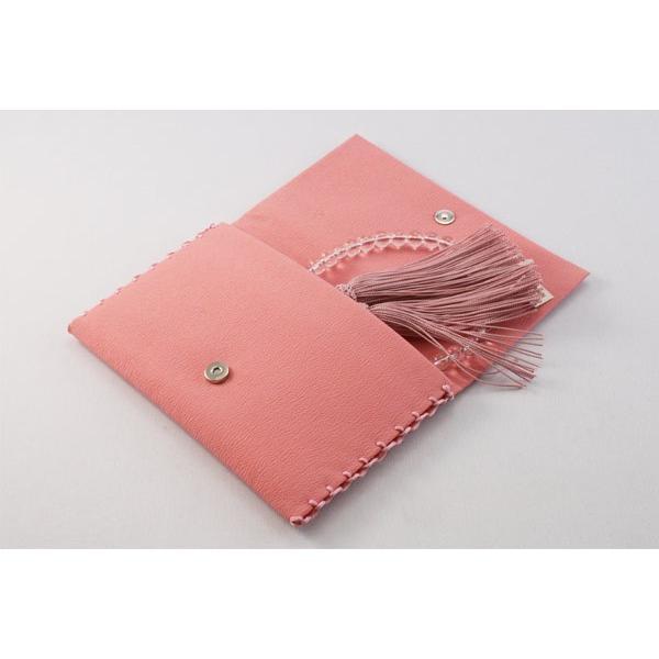 数珠袋 念珠袋 いちりん桜:ピンク|daikokuya-b|02