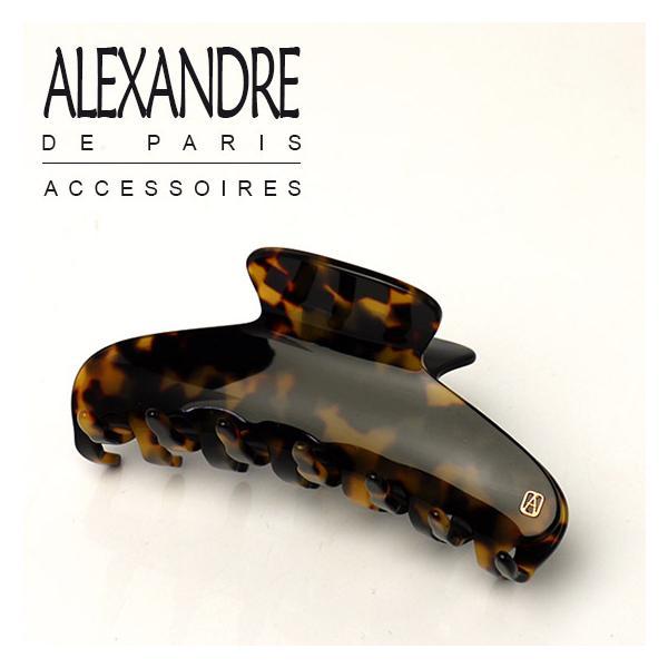 アレクサンドルドゥパリ ヘアクリップ べっ甲風 Alexandre de Paris|daily-3